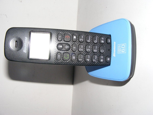 telefono inalambrico binatone mod. ace 1005 negro/azul 6.0