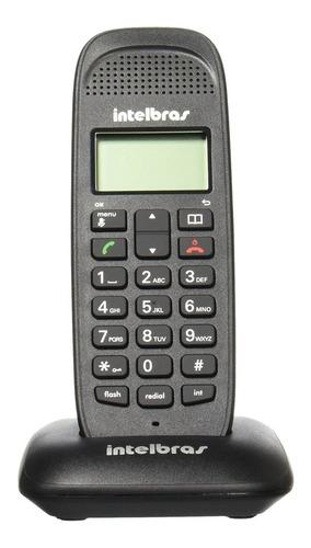 teléfono inalámbrico color negro consulte existencia-237