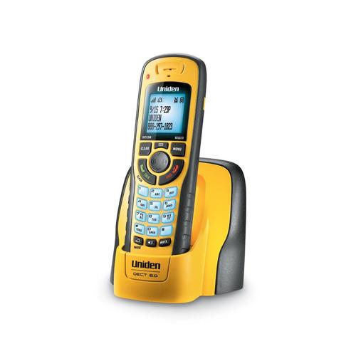 teléfono inalámbrico contra agua sumergible uniden dect 6.0