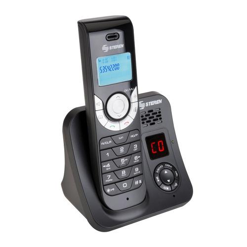 teléfono inalámbrico dect 6.0, con contestadora | tel-2480