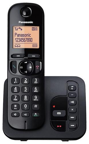 teléfono inalámbrico dect panasonic - kx-tgc220
