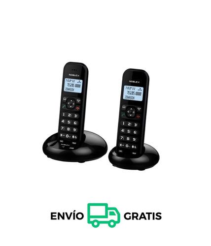 teléfono inalámbrico digital noblex ndt2015tw