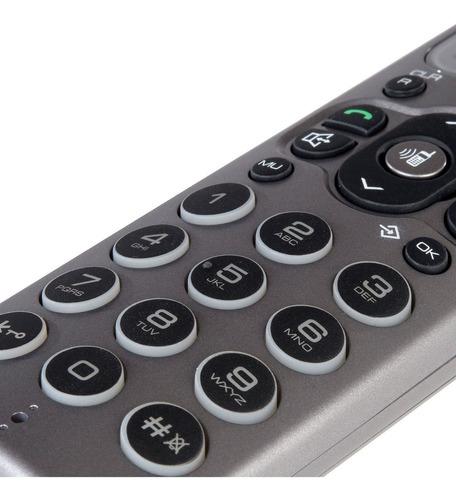 teléfono inalámbrico elite dect 6.0 teclado iluminado steren