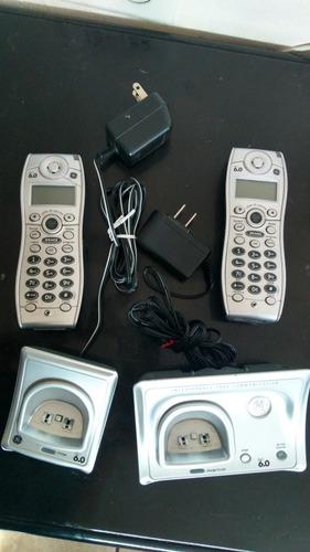 telefono inalambrico ge para refacciones. no funciona