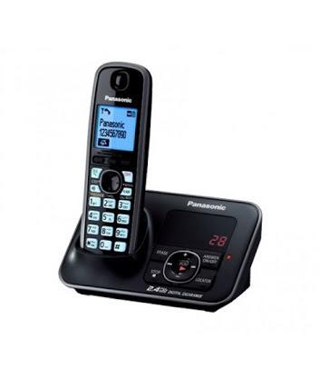 teléfono inalámbrico ghz panasonic