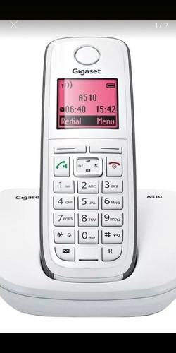 teléfono inalámbrico gigaset a 220
