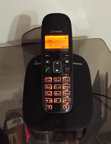 teléfono inalámbrico gigaset a490