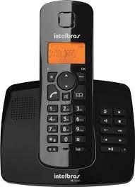 teléfono inalámbrico intelbras ts3523 (hasta 6 extensiones)