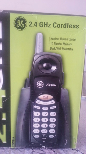 telefono inalámbrico marca general electric 2.4ghz