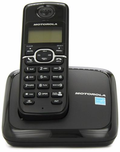 teléfono inalámbrico motorola l601m dect 6.0 nuevo tienda