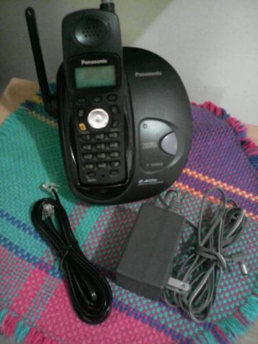 telefono inalambrico panasonic 2.4ghz