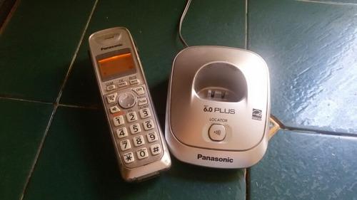 teléfono inalámbrico panasonic, 6.0 plus