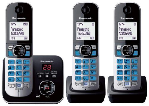 telefono inalambrico panasonic dect kx-tg6823