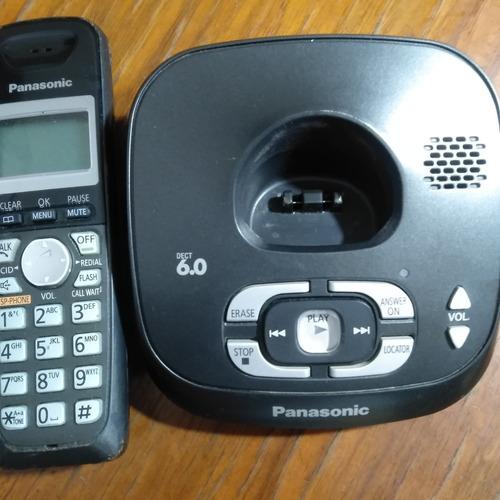 teléfono inalámbrico panasonic detc 6