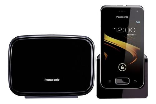 telefono inalambrico panasonic kx-prx110 smart android dect