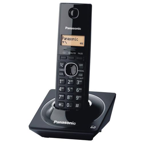 telefono inalambrico panasonic kx-tg1711. solo blanco.