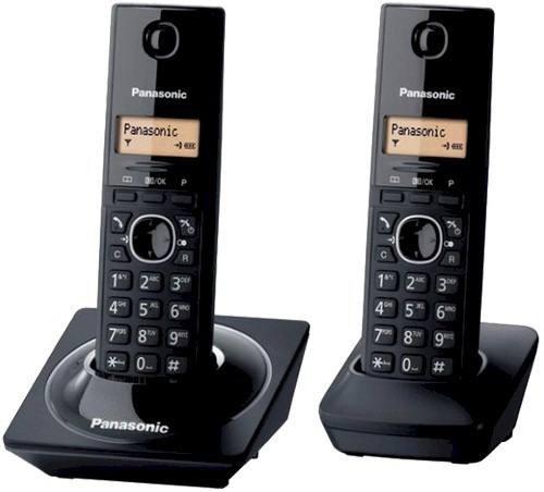 teléfono inalámbrico panasonic kx-tg1712meb - escritorio, ..