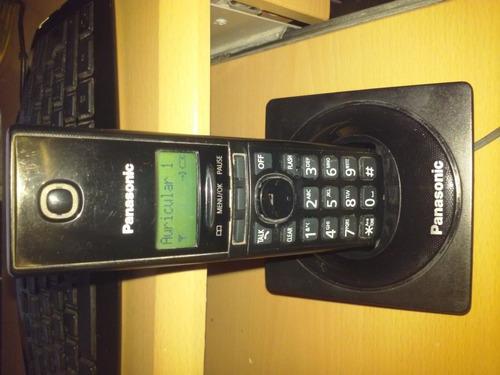 telefono inalambrico panasonic kx-tga1711