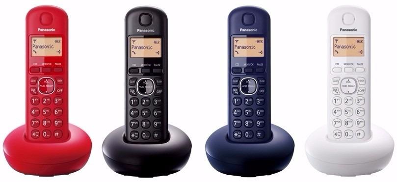 a565ca6763a Teléfono Inalámbrico Panasonic Kx-tgb210 - $ 1.099,00 en Mercado Libre