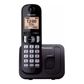 Teléfono Inalámbrico Panasonic Kx-tgc210 Negro