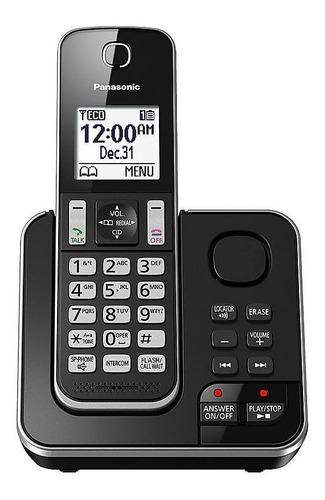 telefono inalambrico panasonic kx-tgd390c