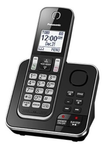 telefono inalambrico panasonic kx-tgd390c nuevo