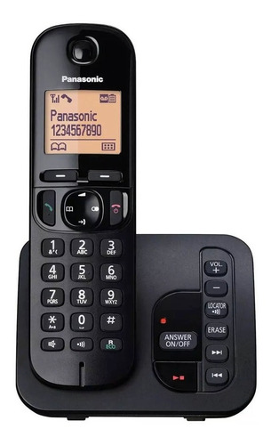 telefono inalámbrico panasonic tgc220 con contestador amv