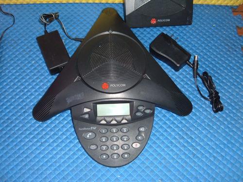 telefono inalambrico polycom soundstation 2w