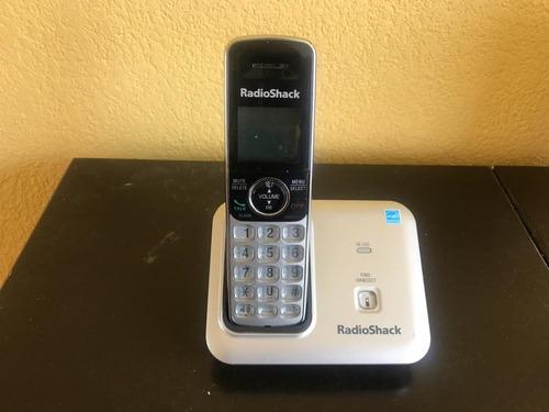 telefono inalambrico radio shack
