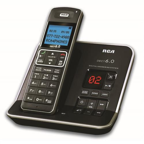 teléfono inalámbrico rca