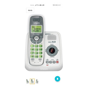 Telefono Inalambrico Vtech A Excelente Precio