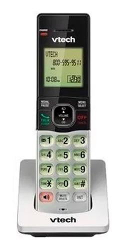 teléfono inalambrico vtech doble plata con identificador altavoz base pared cl