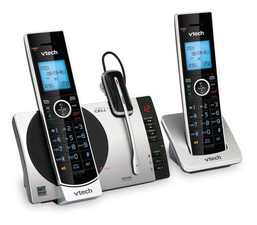 teléfono inalámbrico vtech ds6771- 3 con diadema inalambrica