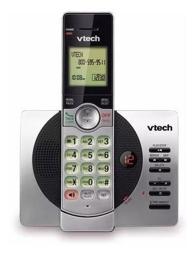 telefono inalambrico vtech modelo nuevo id y contestadora