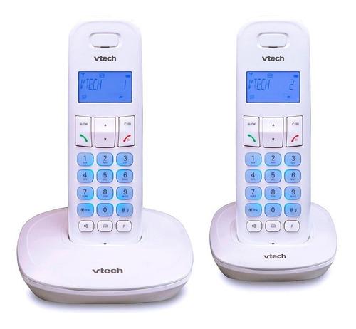 telefono inalambrico vtech vt650w-2 teclado y pantalla ilumi
