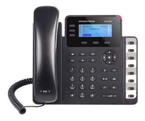 teléfono ip 3 sip / 8 blf confer 4 vías gxp-1630 grandstream