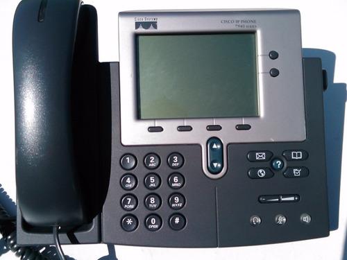 telefono ip cisco 7940 series sip o sccp asterisk