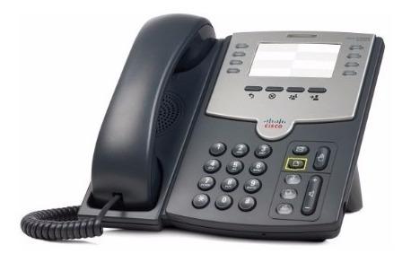 teléfono ip cisco spa501g 8 líneas poe puerto pc