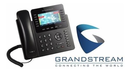 teléfono ip empresarial de 12 líneas
