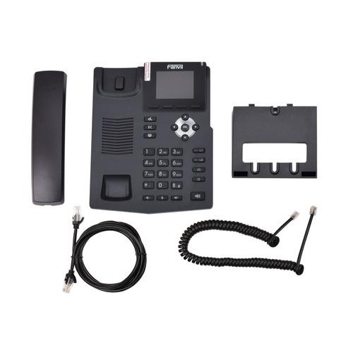teléfono ip empresarial fanvil x3g
