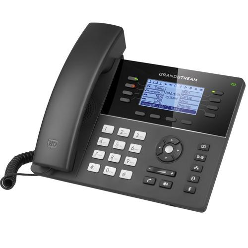 teléfono ip grandstream gxp-1780 poe 4 cuenta sip