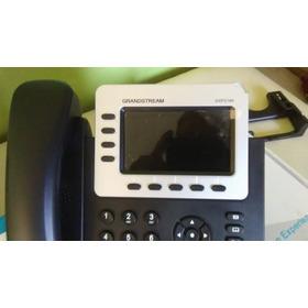Telefono Ip Grandstream Gxp2140 Enterprise Hd 4 Lineas Poe