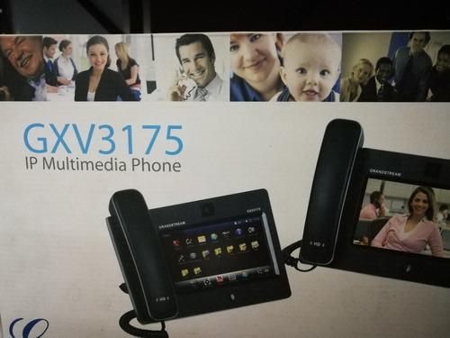 telefono ip grandstream gxv3175 android poe.liquidación 200v