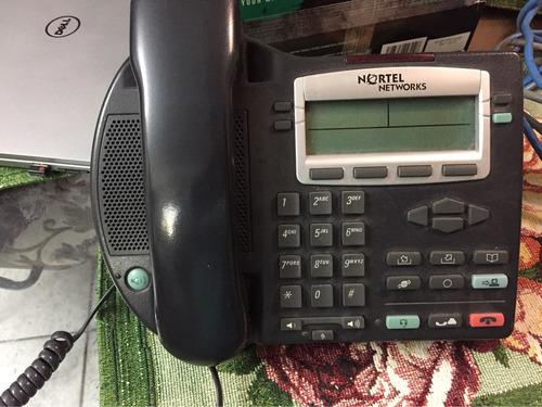 teléfono  ip nortel modelo ntdu91