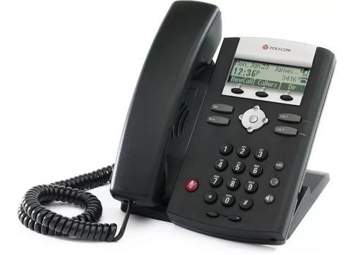 telefono ip polycom soundpoint ip331.   nuevo