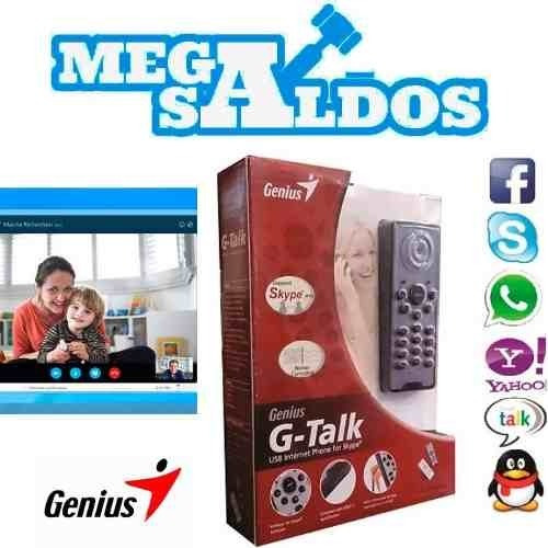 telefono ip usb llamadas gratis skype facebook tecnodeliv