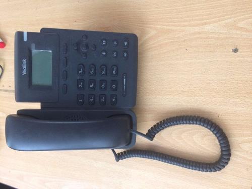 teléfono ip yealink t-19. oferta | tiendaip