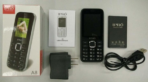 telefono ipro a8 grande nuevo liberado económico