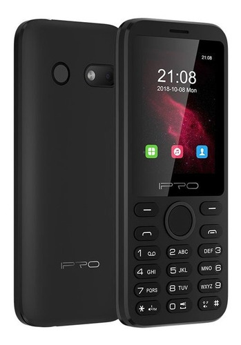 telefono ipro smart 2.4 black whatsapp facebook