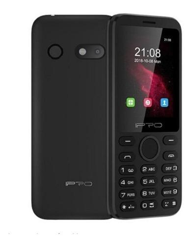 telefono ipro smart 2.4 black (whatsapp, facebook, wifi)